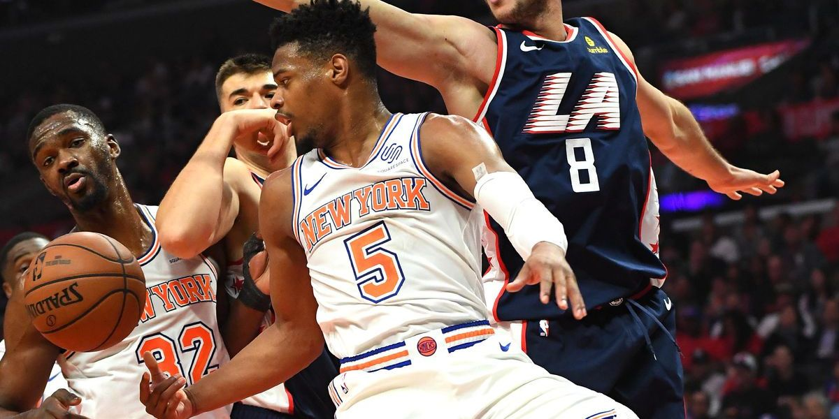 TKW Podcast: Hopefully, the Knicks Were Hungover in LA