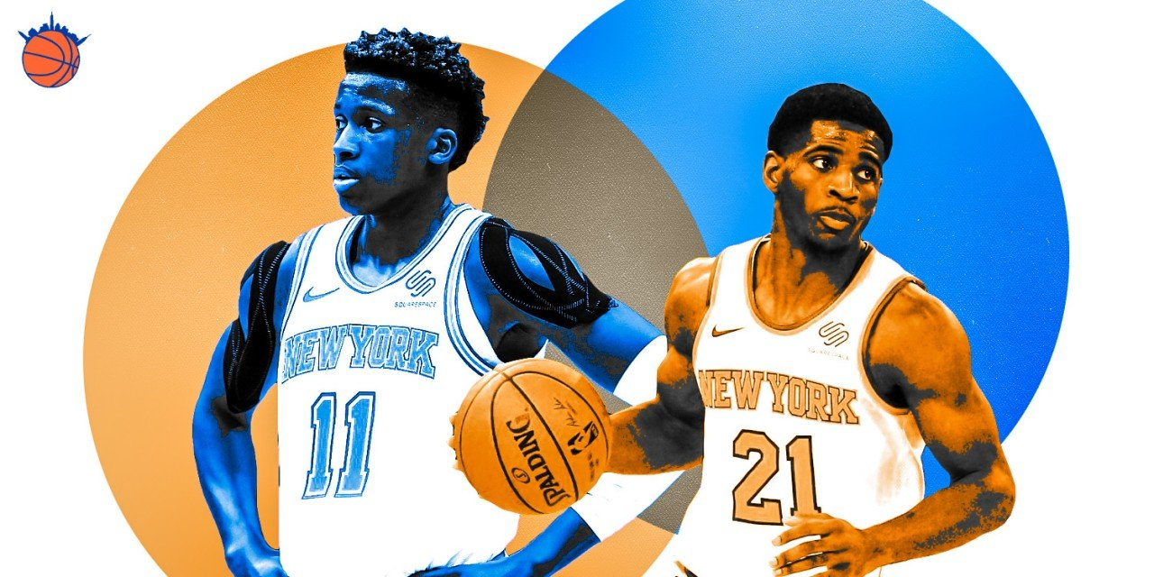 What Do the Most Effective Lineups Reveal About the Knicks?