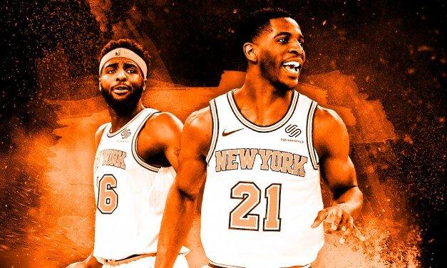 Three Takeaways From a Knicks Season Mired in Losing