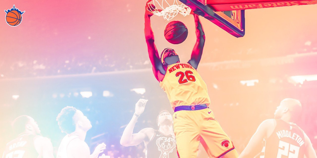 How Mitchell Robinson Can Take His Game to the Next Level