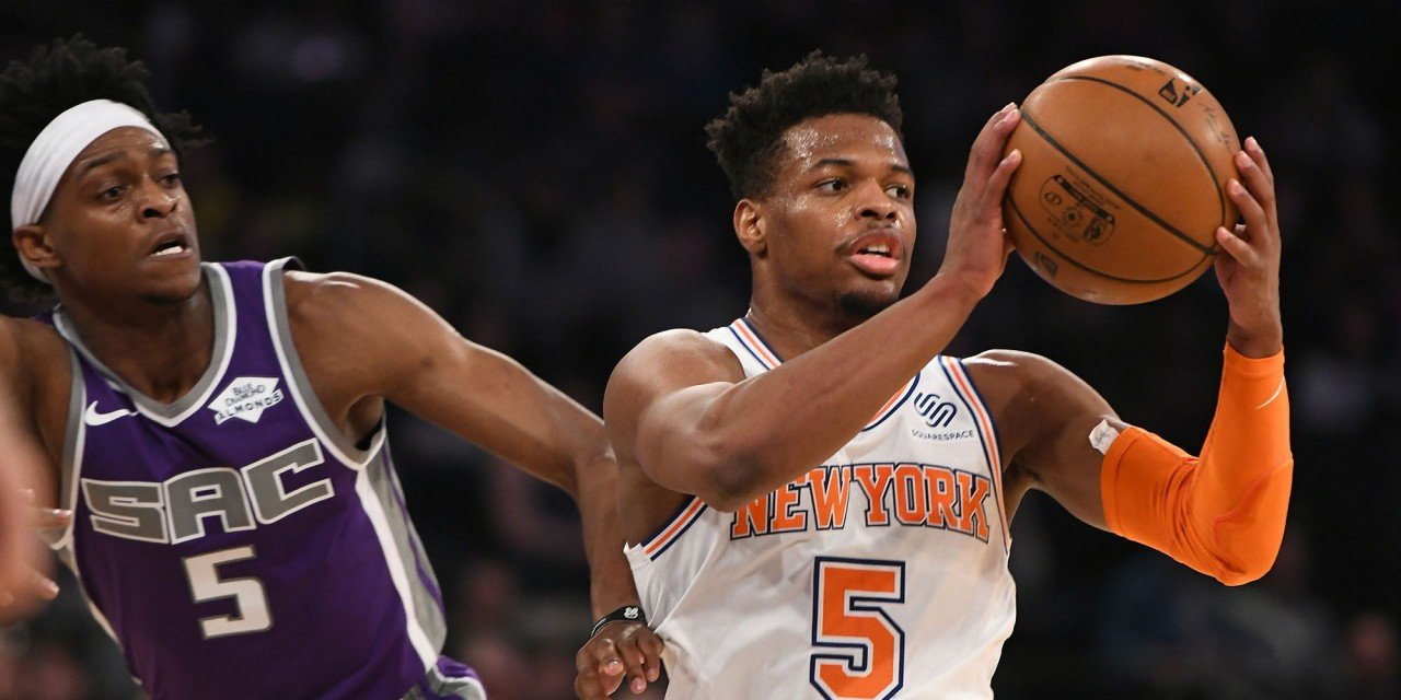 TKW Highlights: Dennis Smith Jr., John Jenkins vs. Kings