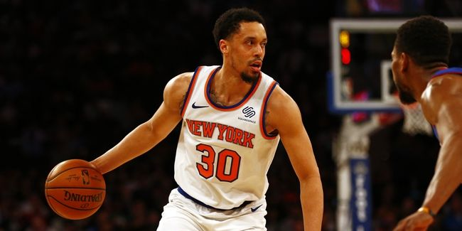 TKW Highlights: Mitchell Robinson and John Jenkins vs. Pistons