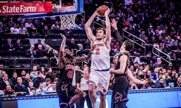 Knicks Travel to Windy City to Take on Bulls