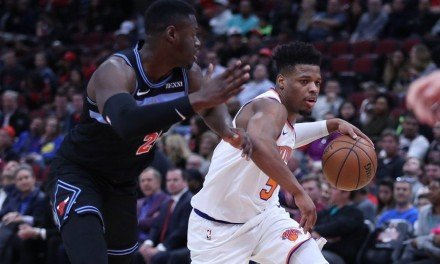Knicks Hold on to Defeat Bulls, Win Second Straight Game