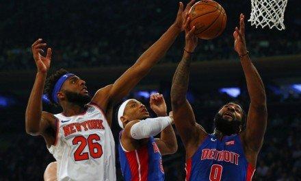 Knicks Fall to Pistons in Season Finale