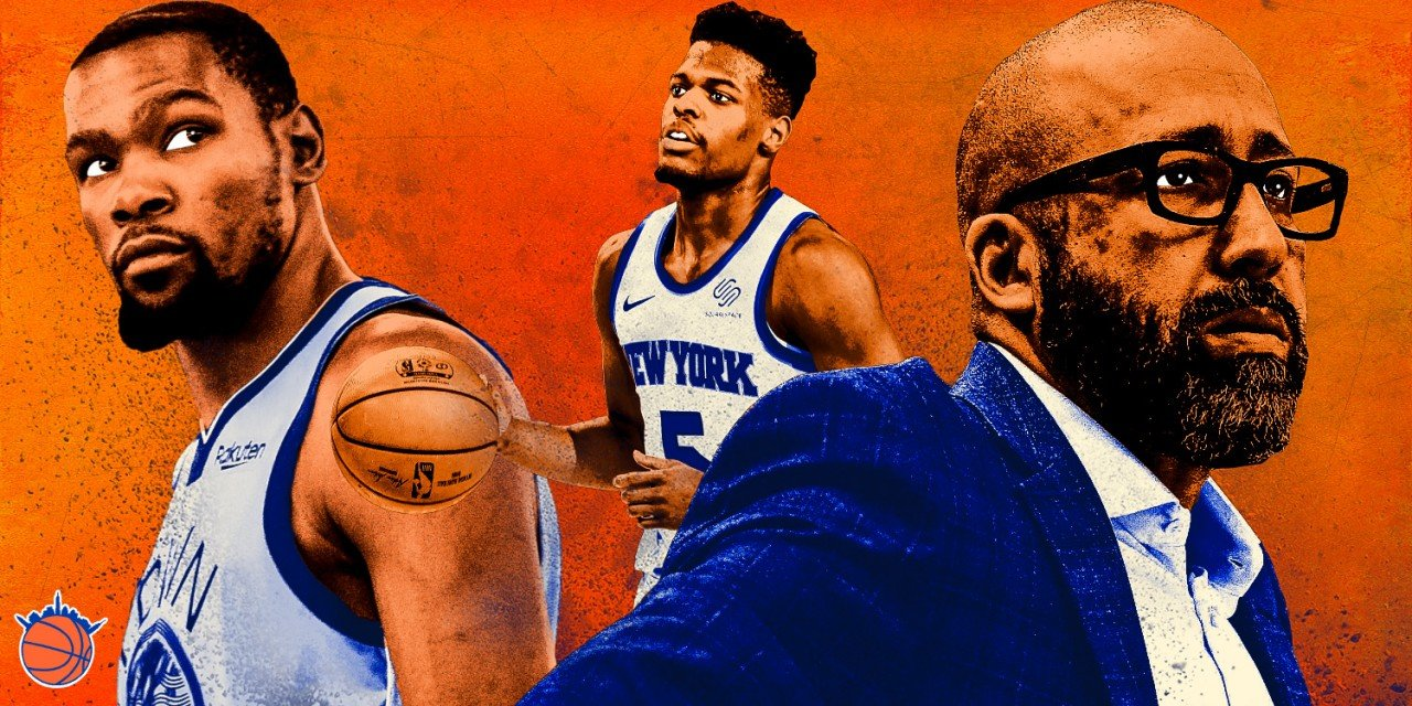 Six Questions for the New York Knicks Summer Riddle