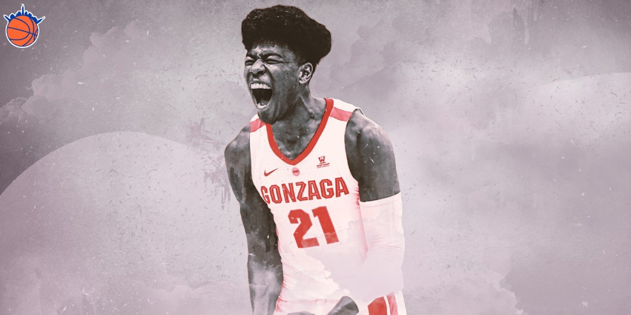 Rui Hachimura Could Be A Nice Return on a Draft Day Trade for the Knicks