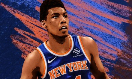 Will Allonzo Trier Be a Part of the Knicks' Future?