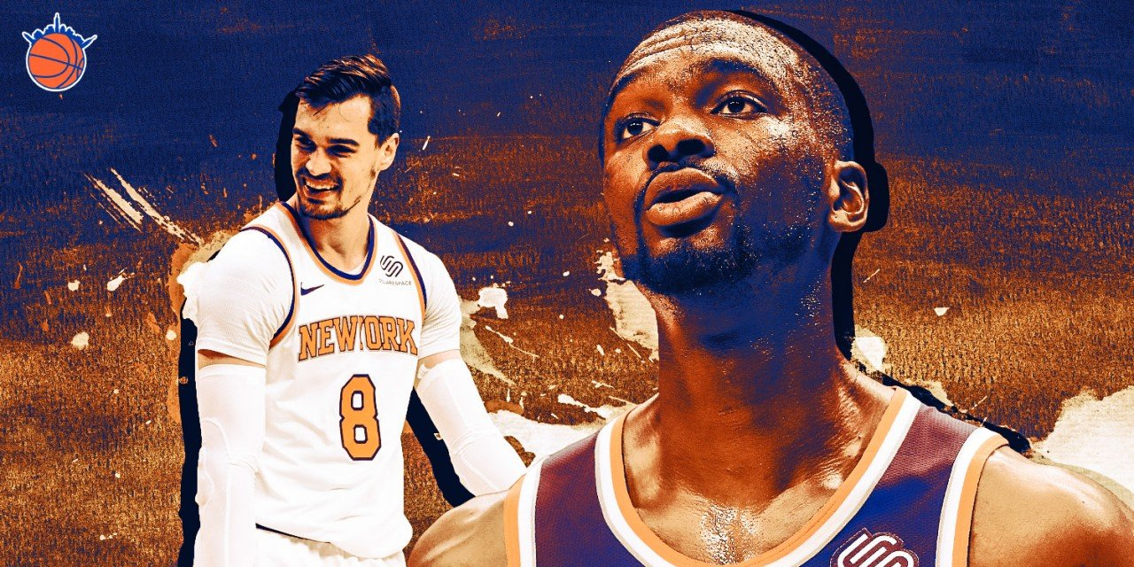 Should They Stay Or Should They Go: Free Agent Knicks Reclamation Projects