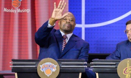 Monday Musings: Lottery Result Isn't the End of Knicks Hopes and Dreams