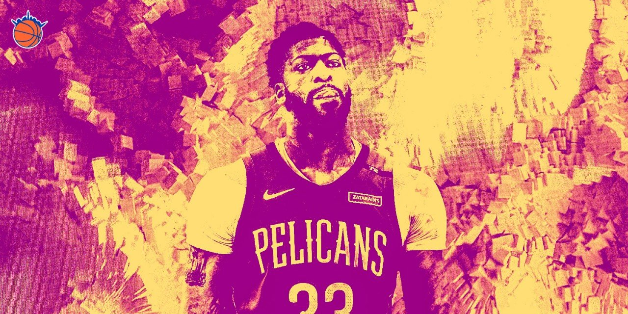 Four Key Reasons Why the Knicks Should Go All in on an Anthony Davis Trade