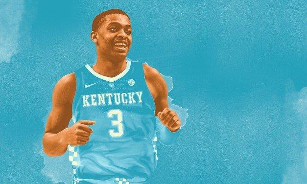Keldon Johnson: Rising Two-Way Draft Prospect