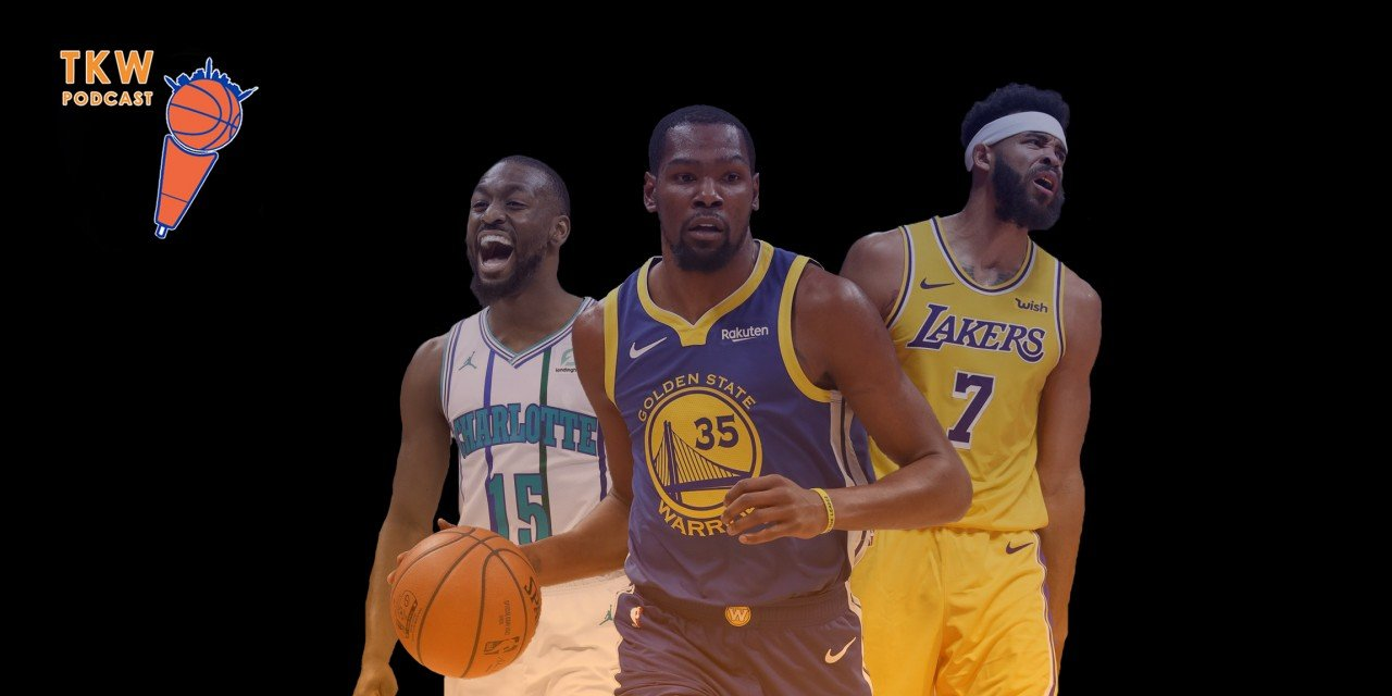 Podcast: Debating Rockets or Warriors Moving Forward & Hornets + Lakers Offseasons