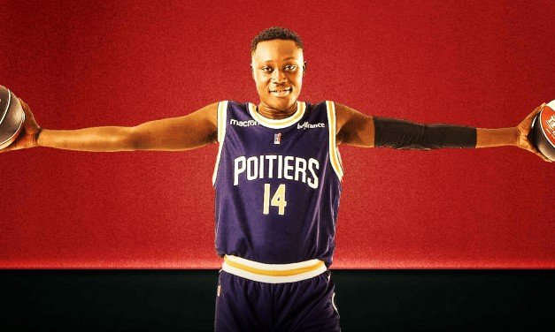 Sekou Mode: France's Doumbouya Is a Raw, Athletic Lottery Talent