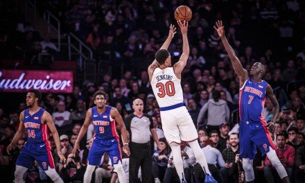 Knicks to Decline Guard John Jenkins' Team Option
