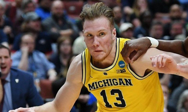 Knicks Select Ignas Brazdeikis in Second Round of NBA Draft