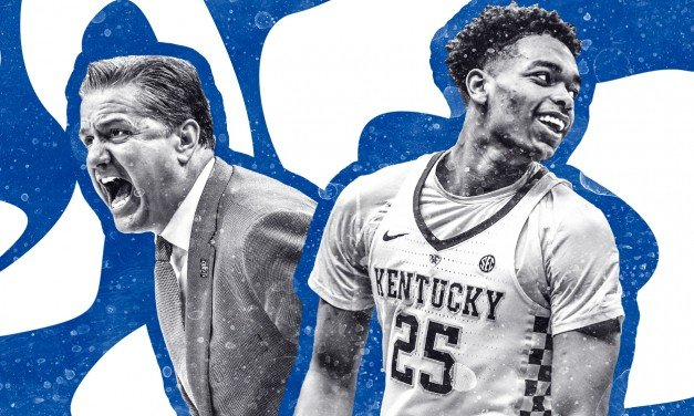 Will Kentucky's Boastful Lottery Streak End at the 2019 NBA Draft?