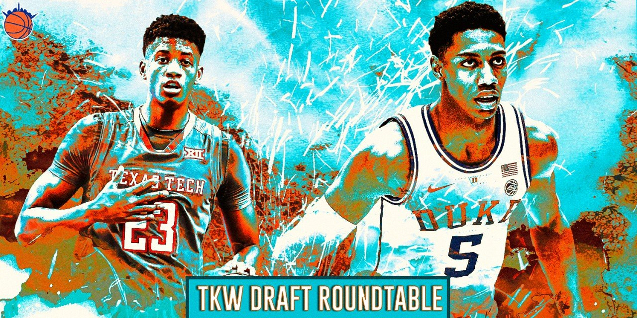 The Knicks Wall Pre-Draft Roundtable: Final Pulse Before the Momentous Selection