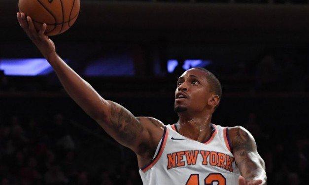 Veteran Forward Lance Thomas Waived by Knicks