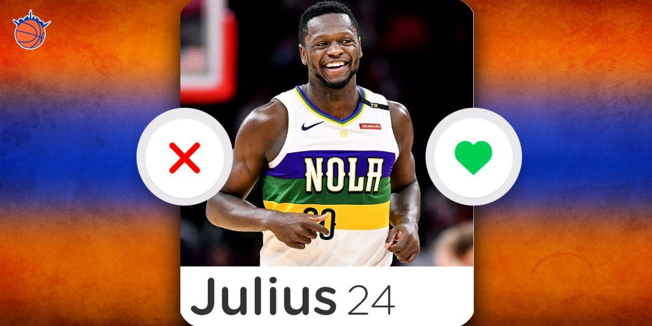 Knicks Free Agency Speed Dating: Julius Randle