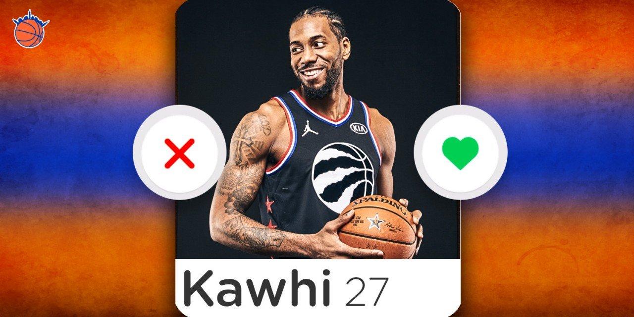 Knicks Free Agency Speed Dating: Kawhi Leonard