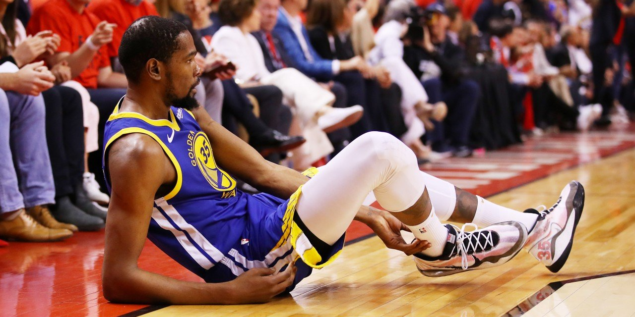Achilles Injury to Kevin Durant Will Affect Knicks, NBA