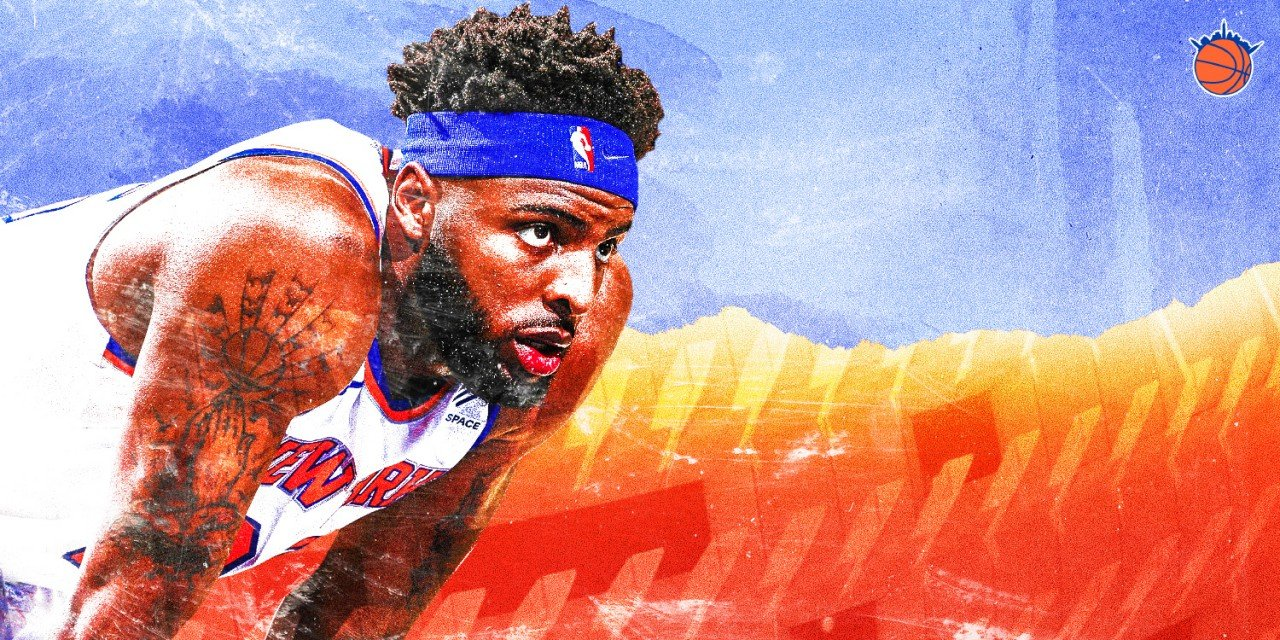 Mitchell Robinson Has Changed the Knicks' Free Agency Calculation