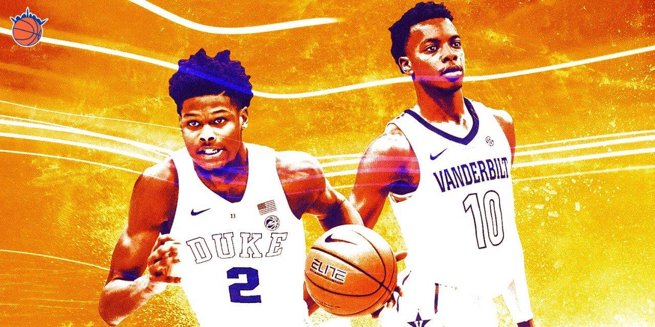 The Knicks Wall Mock Draft: Predicting the NBA's Lottery Picks