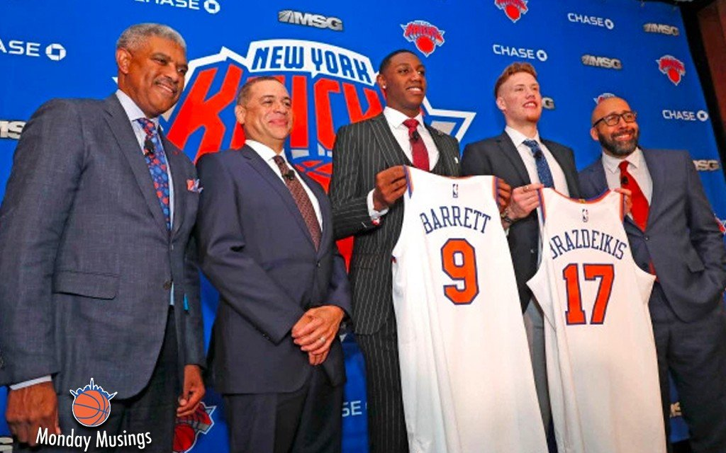 Monday Musings: Previewing a High Variance Free Agency for the Knicks