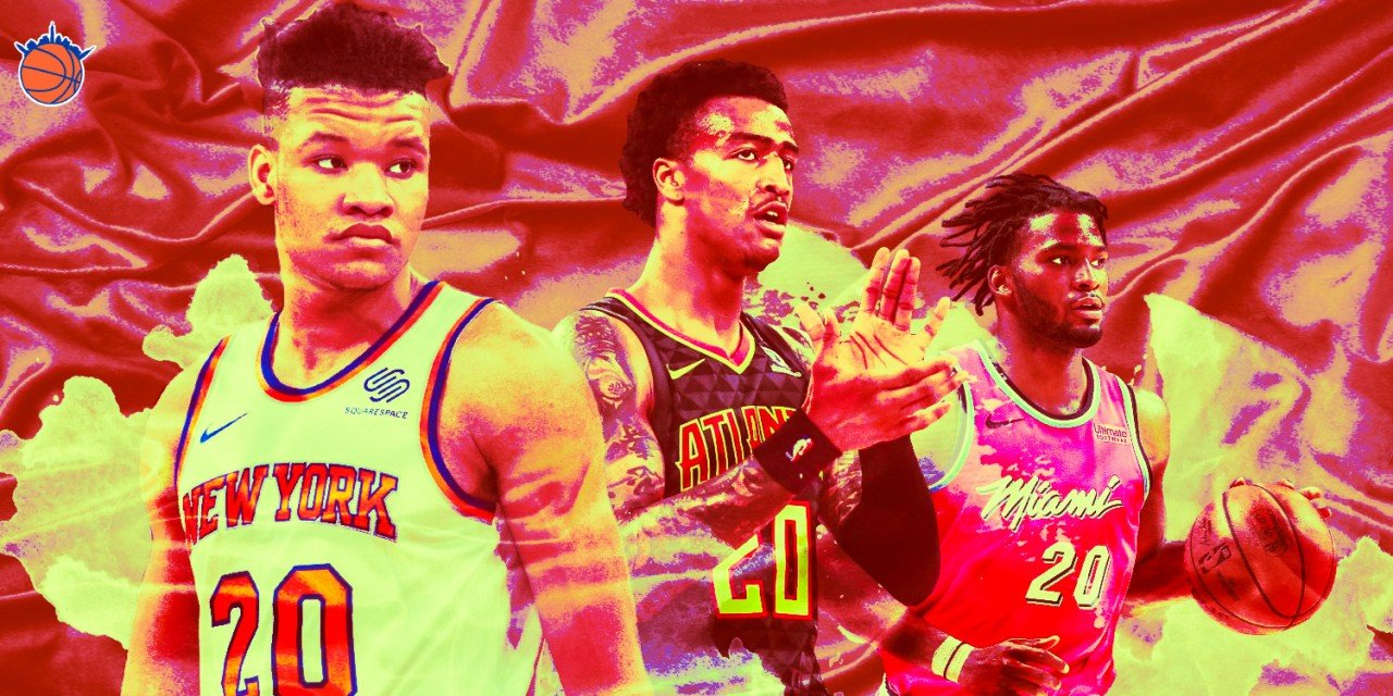 Young NBA Cores: How Do the Knicks Stack Up?