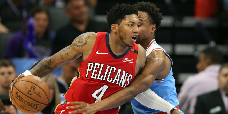 TKW Highlights: Former Pelicans Teammates Julius Randle and Elfrid Payton Assists