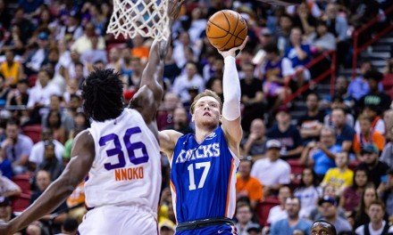 Ignas Brazdeikis Drops 30 Points in Second Summer League Game, Knicks Lose Again