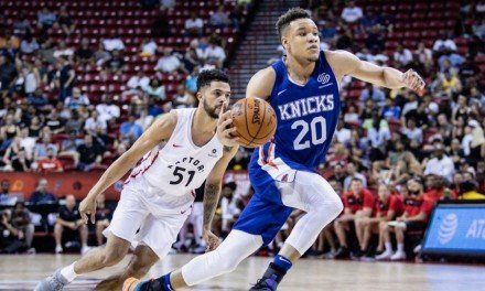 Knicks Smacked Around By Raptors in Vegas Summer League, Lose 85-73