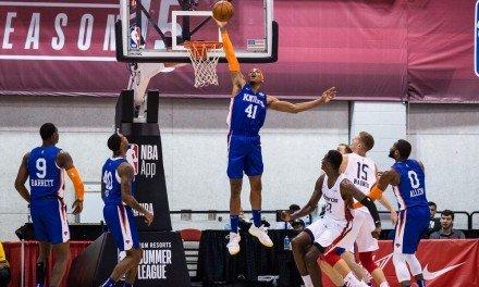 RJ Barrett, Knicks Top Wizards in Summer League Finale