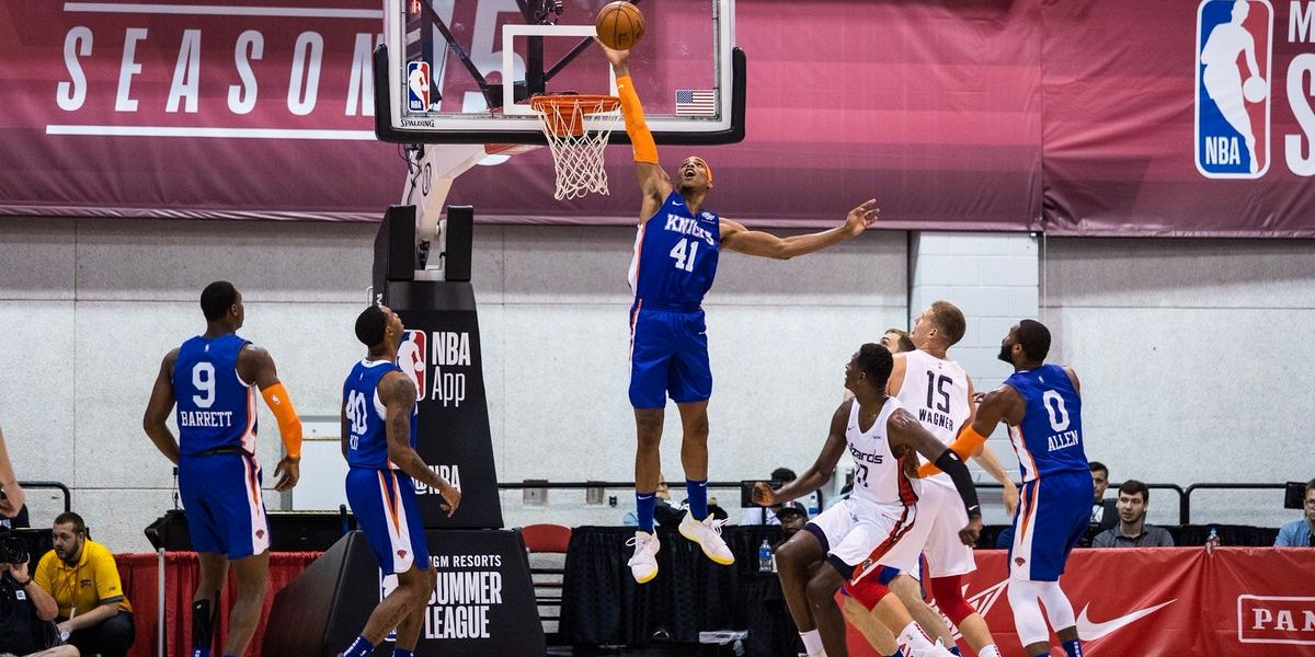 RJ Barrett, Knicks Top Wizards in Summer League Finale | The Knicks Wall