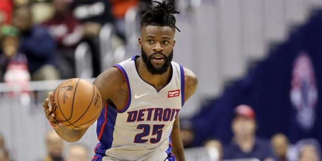 huge selection of 1b34c 2718f Knicks Ink Reggie Bullock to Two-Year, $21 Million Deal ...