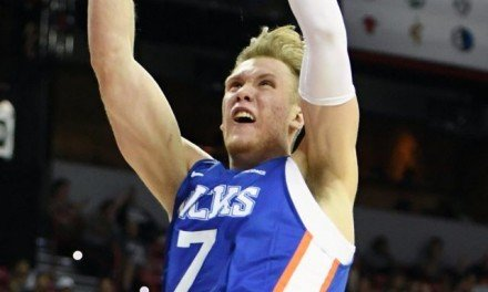 Knicks Ink Second-Rounder Ignas Brazdeikis to Team-Friendly Contract