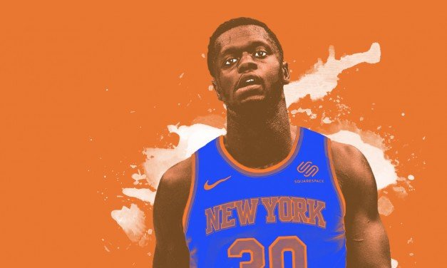 Julius Randle Offers New York a True Offensive Hub at the Power Forward Position