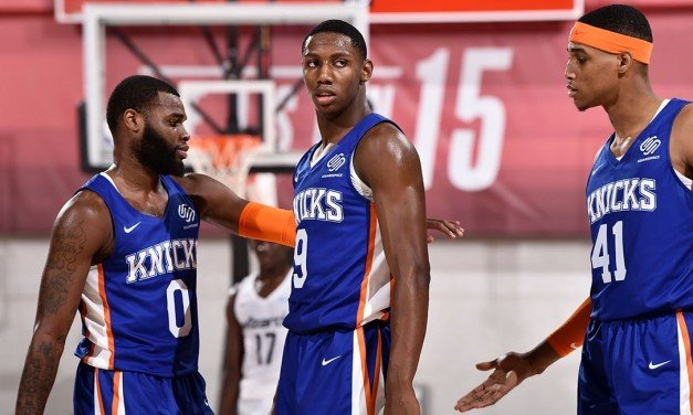 Knicks 2019-20 Preseason Schedule Released