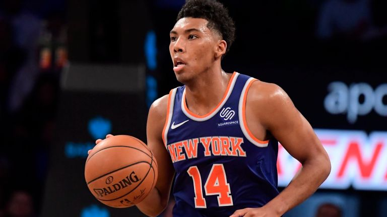 Allonzo Trier Is 'Harnessing' His Three-Point Shot in the Offseason for the Knicks