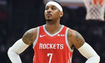 Report: Carmelo Anthony Expected to Join Informal Knicks Scrimmages