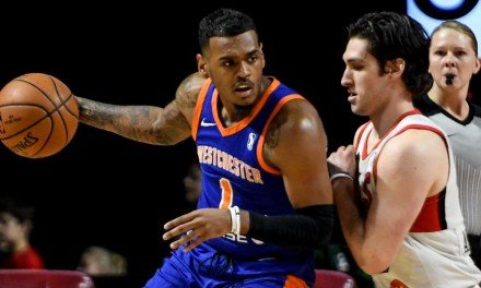 Derrick Alston Promoted to Westchester Knicks Head Coach