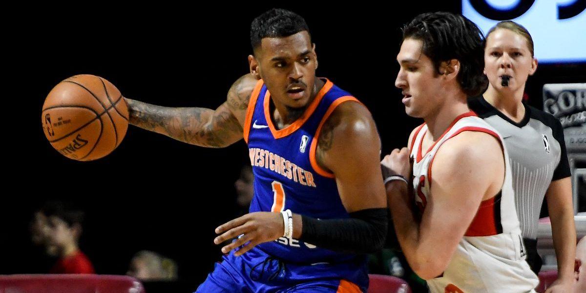 Derrick Alston Promoted to Westchester Knicks Head Coach