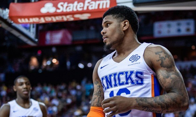 Knicks Bringing Summer League's Lamar Peters Back on Non-Guaranteed Deal