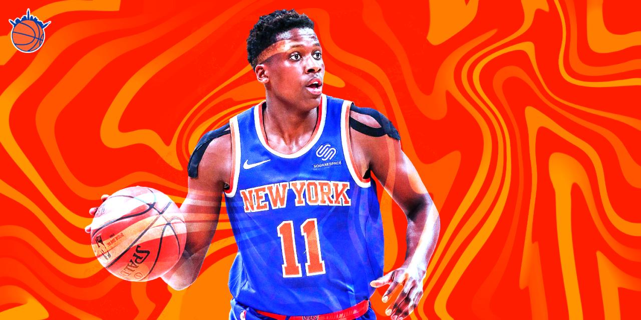 How Frank Ntilikina Can Crack the Knicks' Rotation