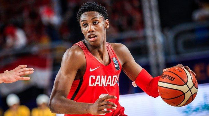 Knicks' RJ Barrett Will Not Participate in Canada's FIBA World Cup Bid