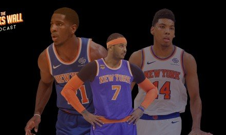 Podcast: Carmelo to Brooklyn? Knicks 2019-20 Schedule Highlights & Finding Minutes for Dot and Trier