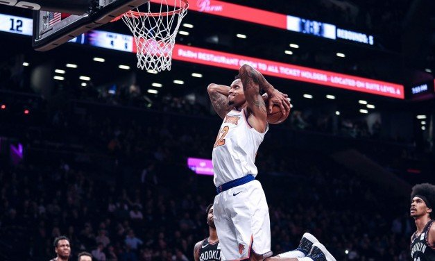 Former Knick Lance Thomas Signs With Crosstown Rival Nets
