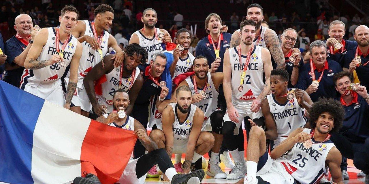 Frank Ntilikina, France Take Home Bronze at the FIBA World Cup
