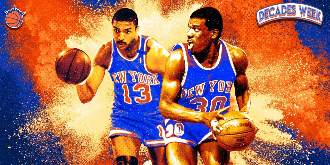 TKW All-Time Team: 1980's Knicks